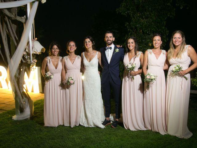 La boda de Raúl y Marina en Sant Vicenç De Montalt, Barcelona 1