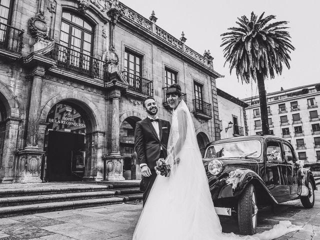 La boda de Alexia y Nacho