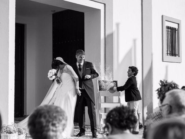 La boda de Rafa y Vanesa en Viñuela, Málaga 11