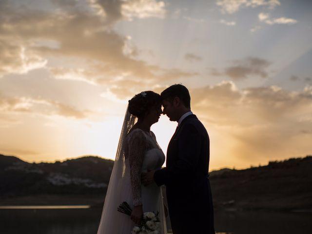 La boda de Rafa y Vanesa en Viñuela, Málaga 13
