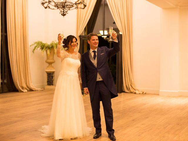 La boda de Rafa y Vanesa en Viñuela, Málaga 15
