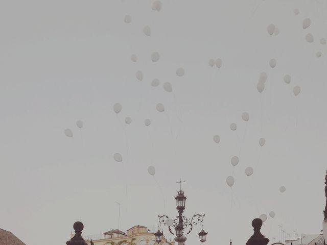 La boda de Ángel  y Teresa  en Sevilla, Sevilla 7