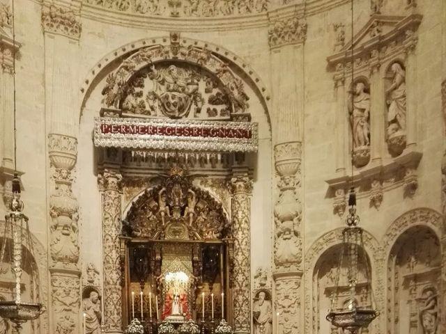 La boda de Ángel  y Teresa  en Sevilla, Sevilla 9