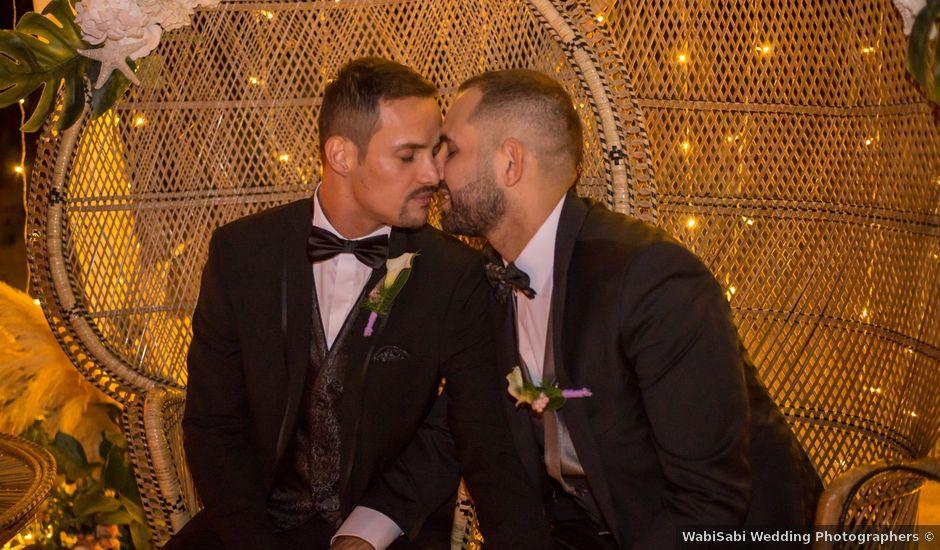 La boda de Marlon y Pau en Malgrat De Mar, Barcelona