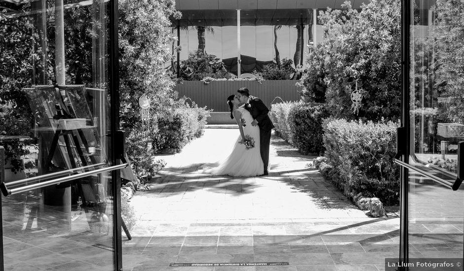 La boda de Salva y Lorena en Alzira, Valencia