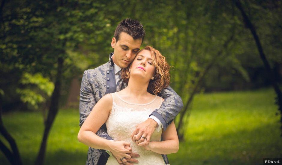 La boda de Andoni y Sandra en Munguia, Vizcaya