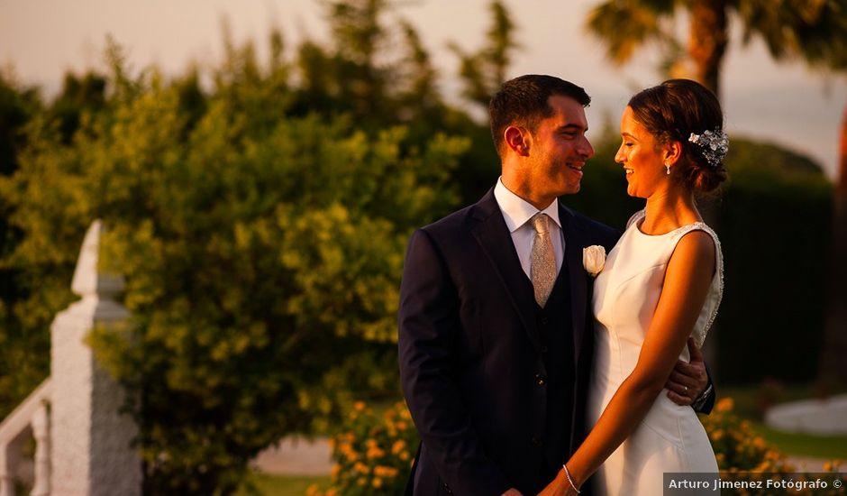 La boda de Soner y Cristina en Alhaurin De La Torre, Málaga