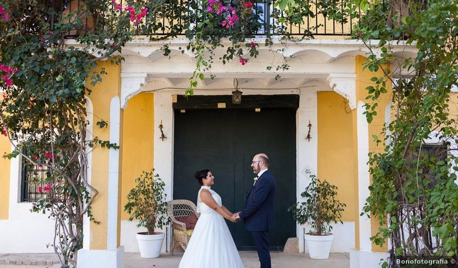La boda de Jose y Ana en Valencia, Valencia