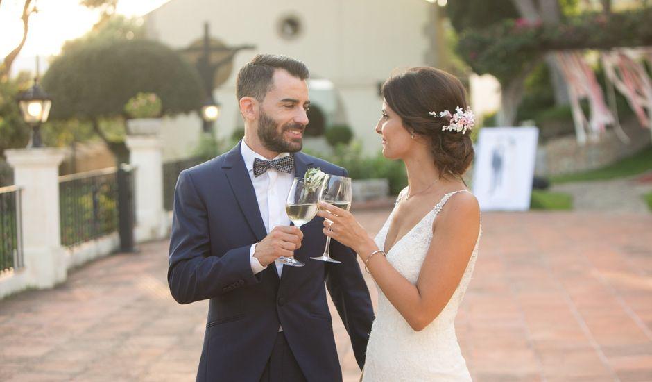 La boda de Raúl y Marina en Sant Vicenç De Montalt, Barcelona