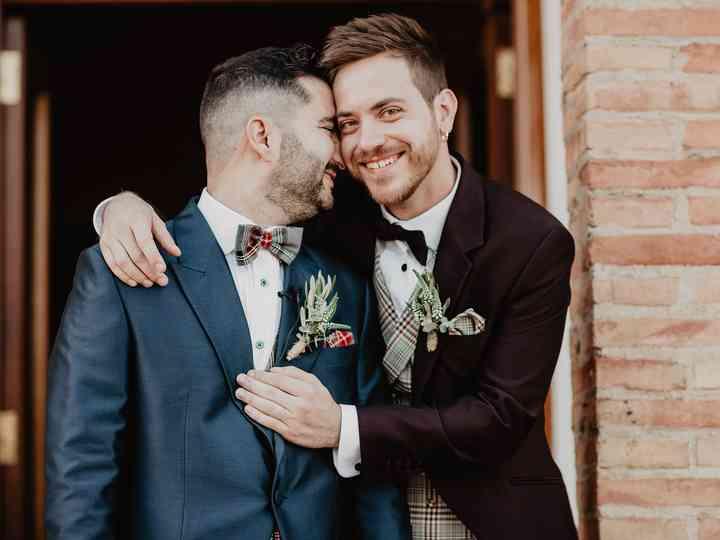 La boda de Carlos y Dani