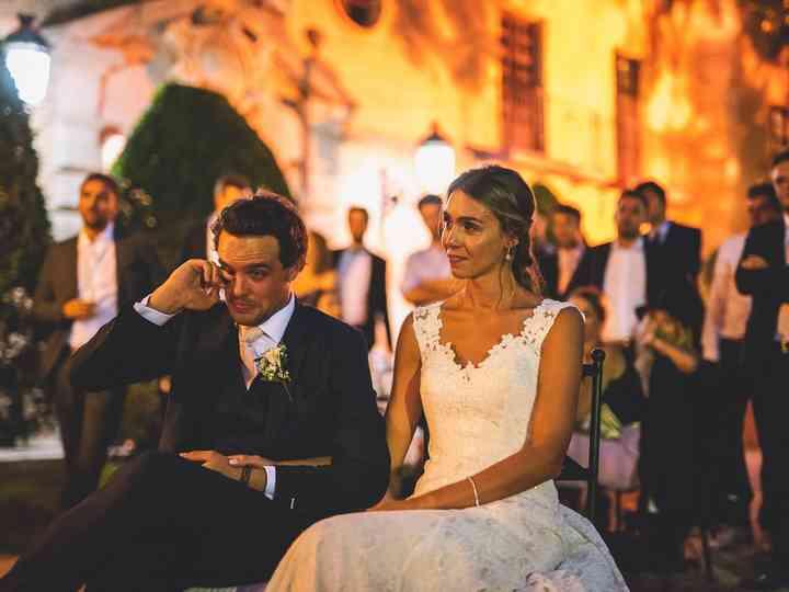 La boda de Alejandra y Romain