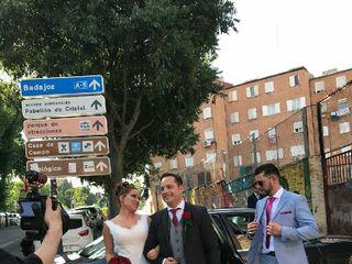 La boda de Mónica y Fausto 2