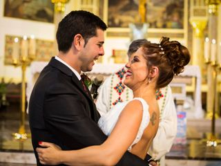 La boda de Mónica y Fausto