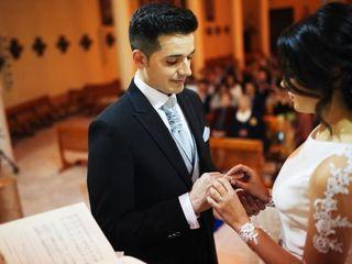 La boda de Esther  y José Manuel  2