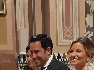 La boda de Inma y Juan Carlos  1