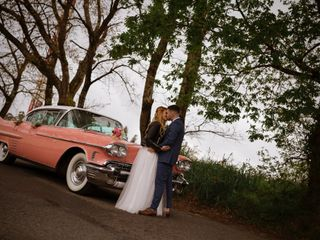 La boda de Raquel y René