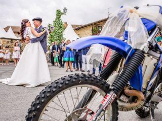 La boda de Miren y Mikel