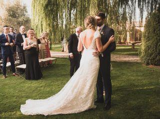 La boda de Aldana y Jorge