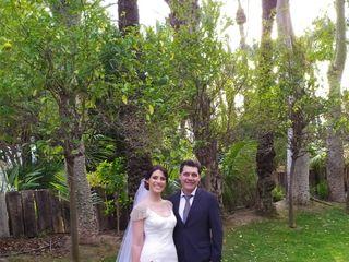 La boda de Sara y Jose Roberto 2