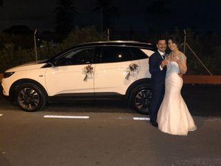 La boda de Sara y Jose Roberto