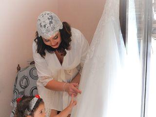 La boda de Mariangeles y Iban 2