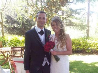 La boda de Marisa y David