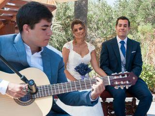 La boda de Sarah y Miguel