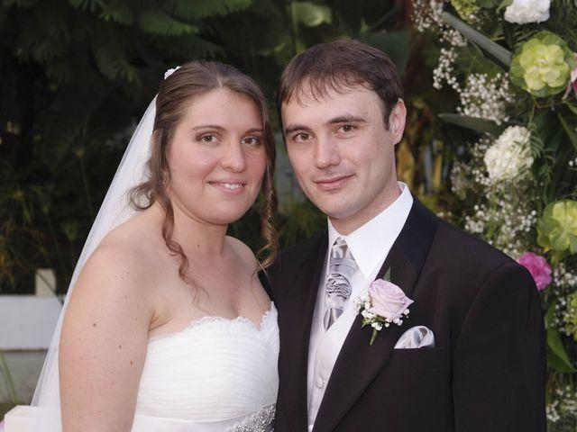 La boda de Albert y Isabel