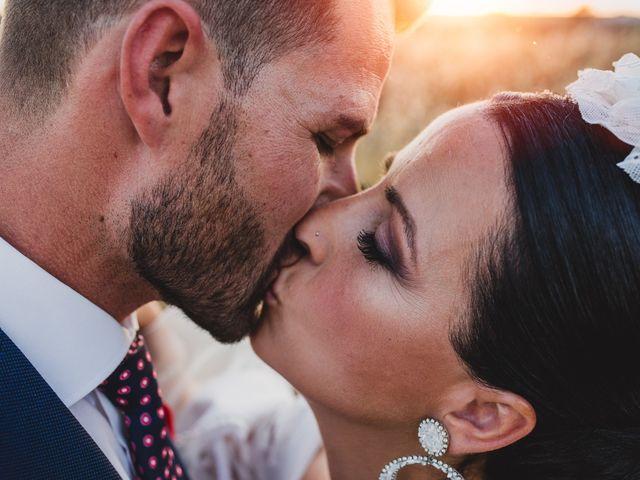La boda de Rebeca y Paco