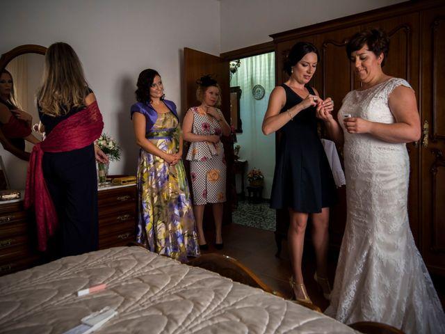 La boda de Marcos y Marta en Guadamur, Toledo 5