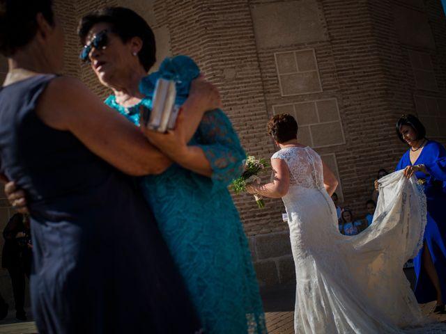 La boda de Marcos y Marta en Guadamur, Toledo 8
