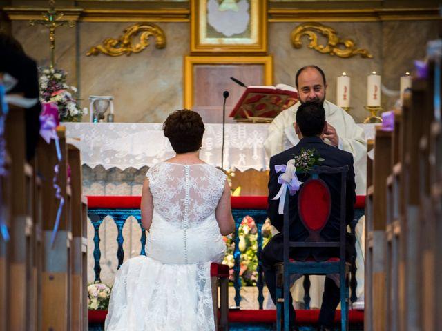 La boda de Marcos y Marta en Guadamur, Toledo 10