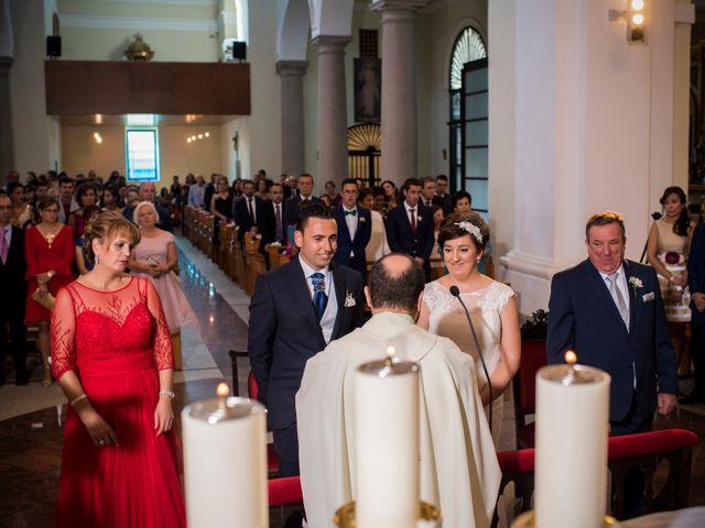 La boda de Marcos y Marta en Guadamur, Toledo 11