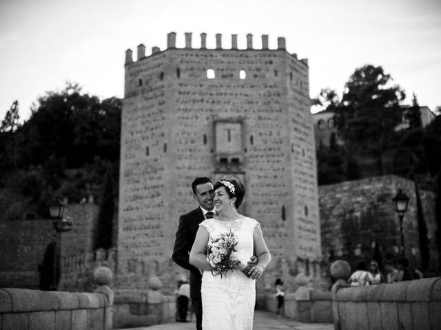 La boda de Marcos y Marta en Guadamur, Toledo 14