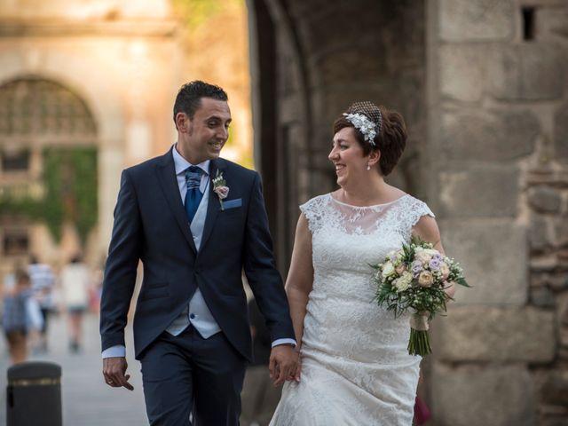 La boda de Marcos y Marta en Guadamur, Toledo 15