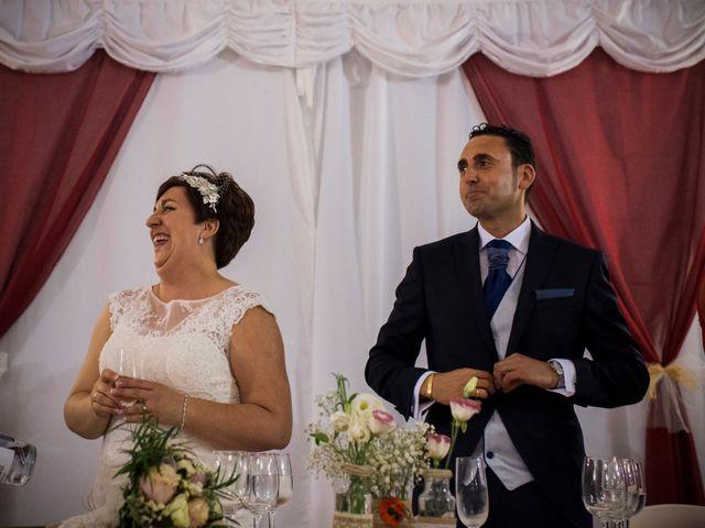 La boda de Marcos y Marta en Guadamur, Toledo 22