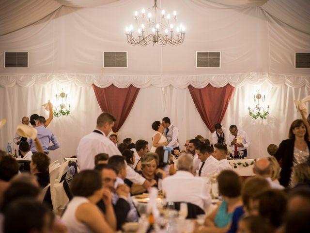 La boda de Marcos y Marta en Guadamur, Toledo 24