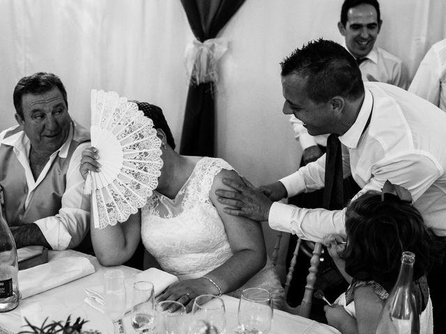 La boda de Marcos y Marta en Guadamur, Toledo 26