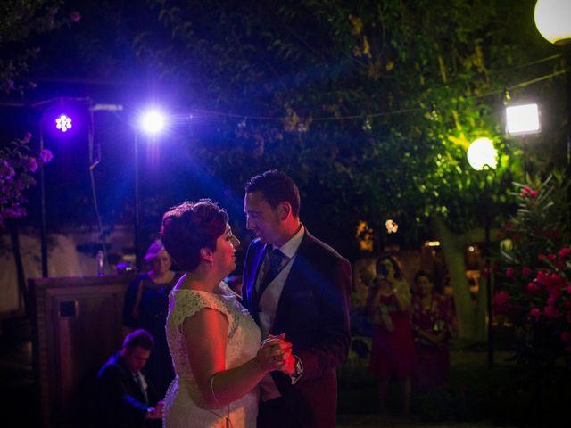 La boda de Marcos y Marta en Guadamur, Toledo 29