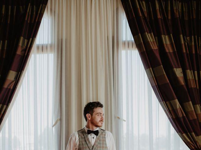 La boda de Dani y Carlos en Alquerías Del Niño Perdido, Castellón 9