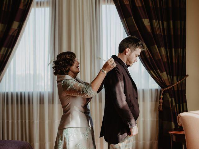 La boda de Dani y Carlos en Alquerías Del Niño Perdido, Castellón 11