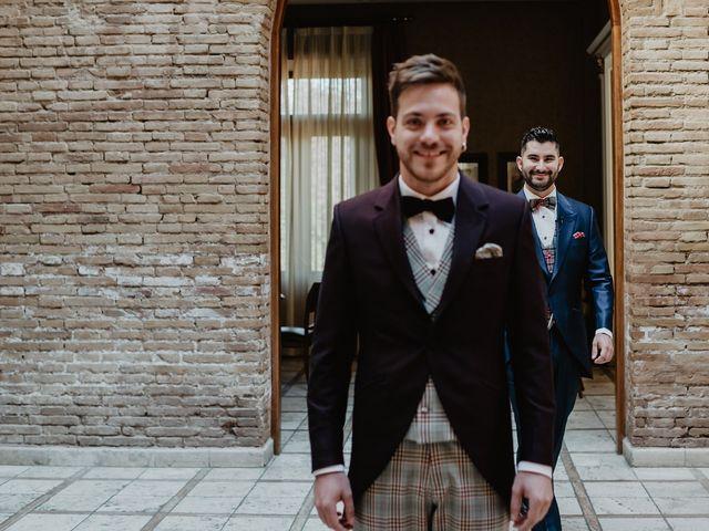La boda de Dani y Carlos en Alquerías Del Niño Perdido, Castellón 18