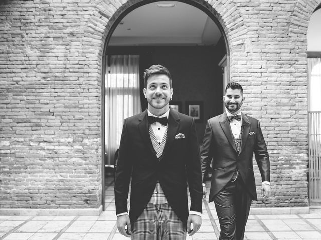 La boda de Dani y Carlos en Alquerías Del Niño Perdido, Castellón 19