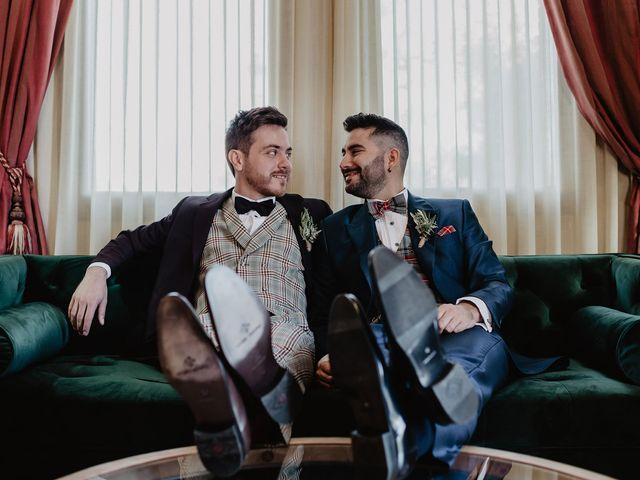 La boda de Dani y Carlos en Alquerías Del Niño Perdido, Castellón 1