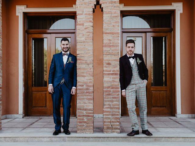 La boda de Dani y Carlos en Alquerías Del Niño Perdido, Castellón 20