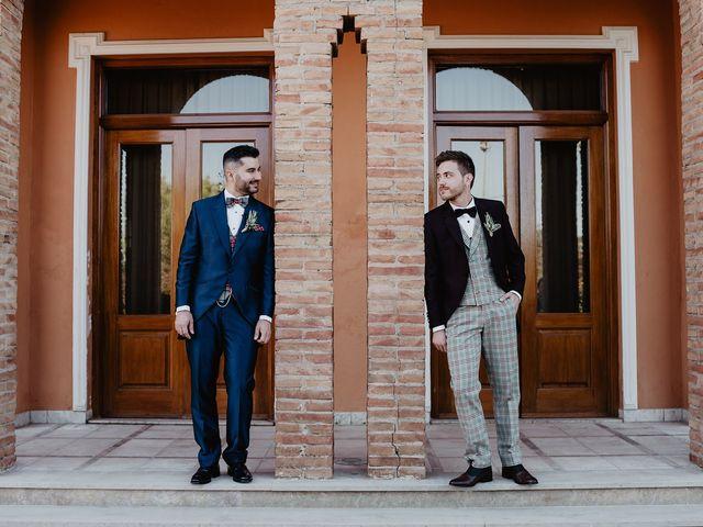 La boda de Dani y Carlos en Alquerías Del Niño Perdido, Castellón 21