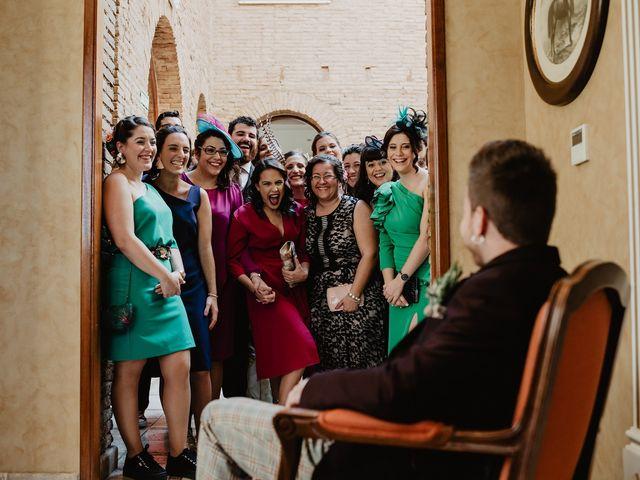 La boda de Dani y Carlos en Alquerías Del Niño Perdido, Castellón 24