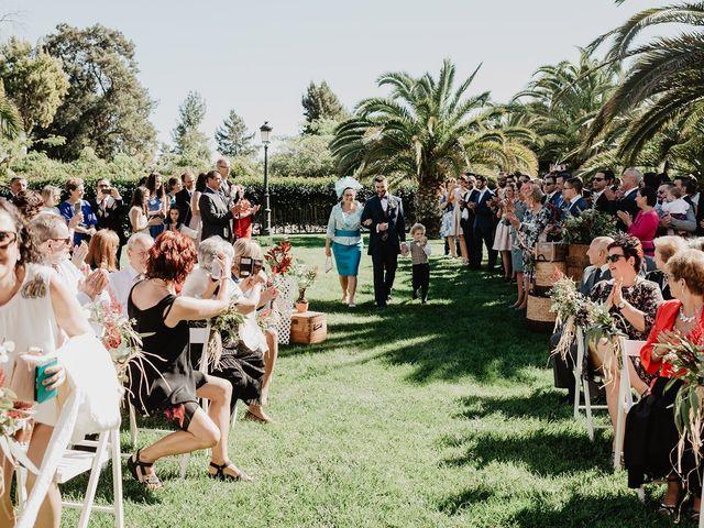 La boda de Dani y Carlos en Alquerías Del Niño Perdido, Castellón 25
