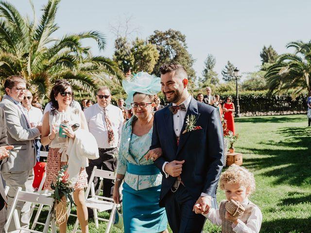 La boda de Dani y Carlos en Alquerías Del Niño Perdido, Castellón 26