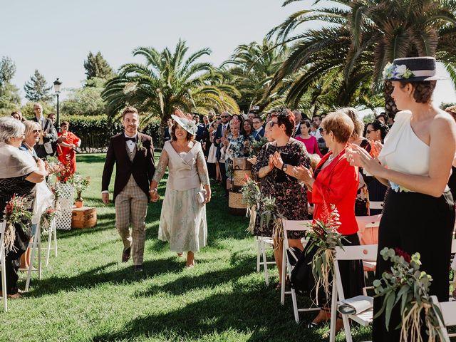 La boda de Dani y Carlos en Alquerías Del Niño Perdido, Castellón 27